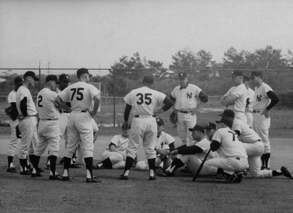 Yankees Spring Training 1967