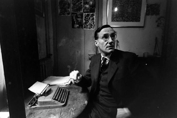 Уильям Берроуз. Фото из архива Life. Фотограф Лумис Дин, 1959 год