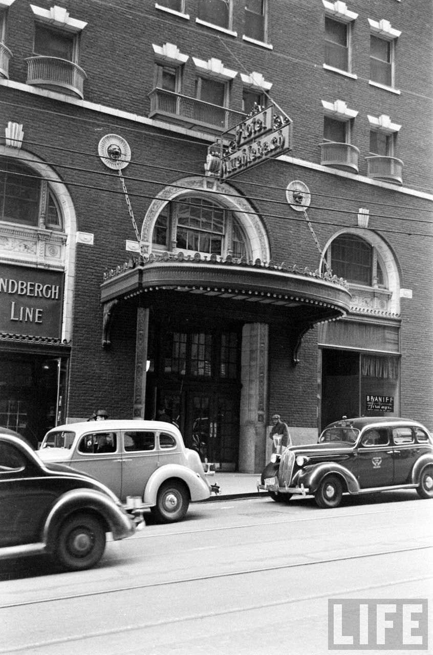 Old Photos: Kansas City 1938