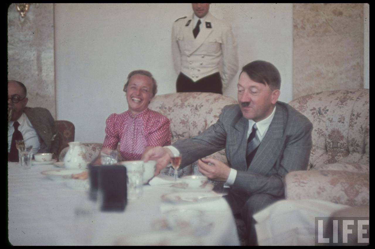 Old Photos: Hitler