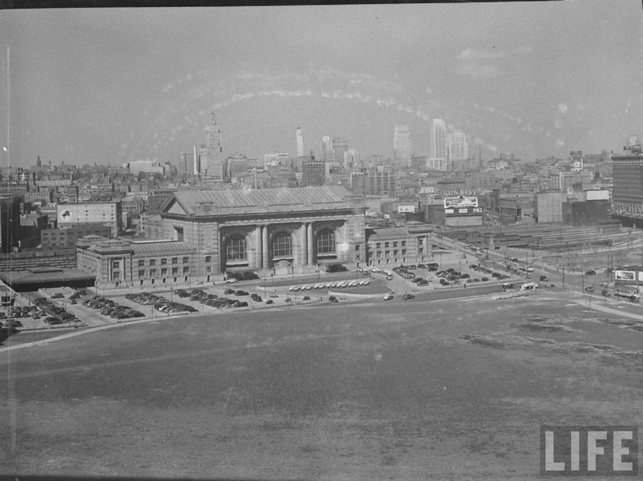 Old Photos: Still More Photos from 1938 Kansas City