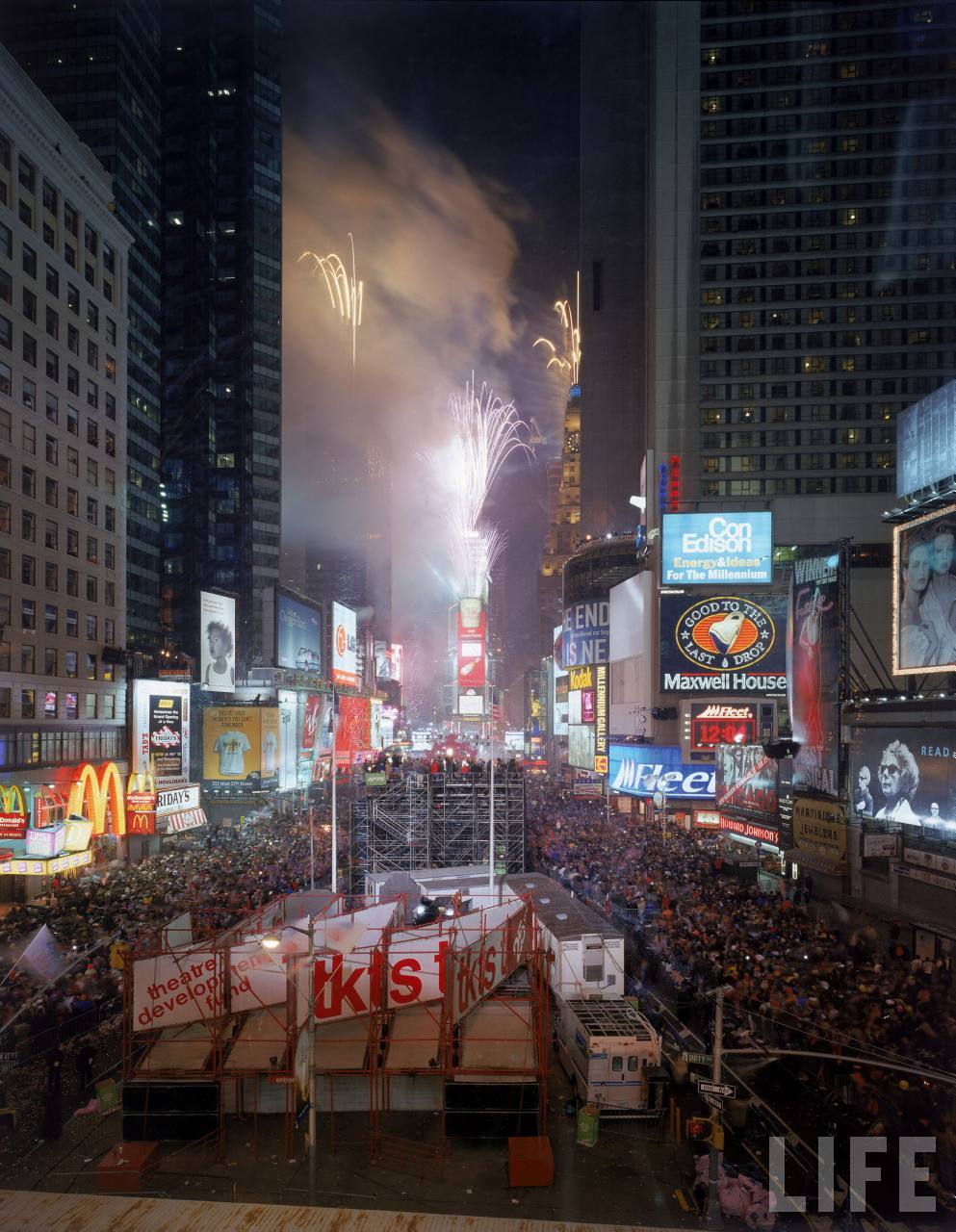 Old Photos: Times Square Through The Years