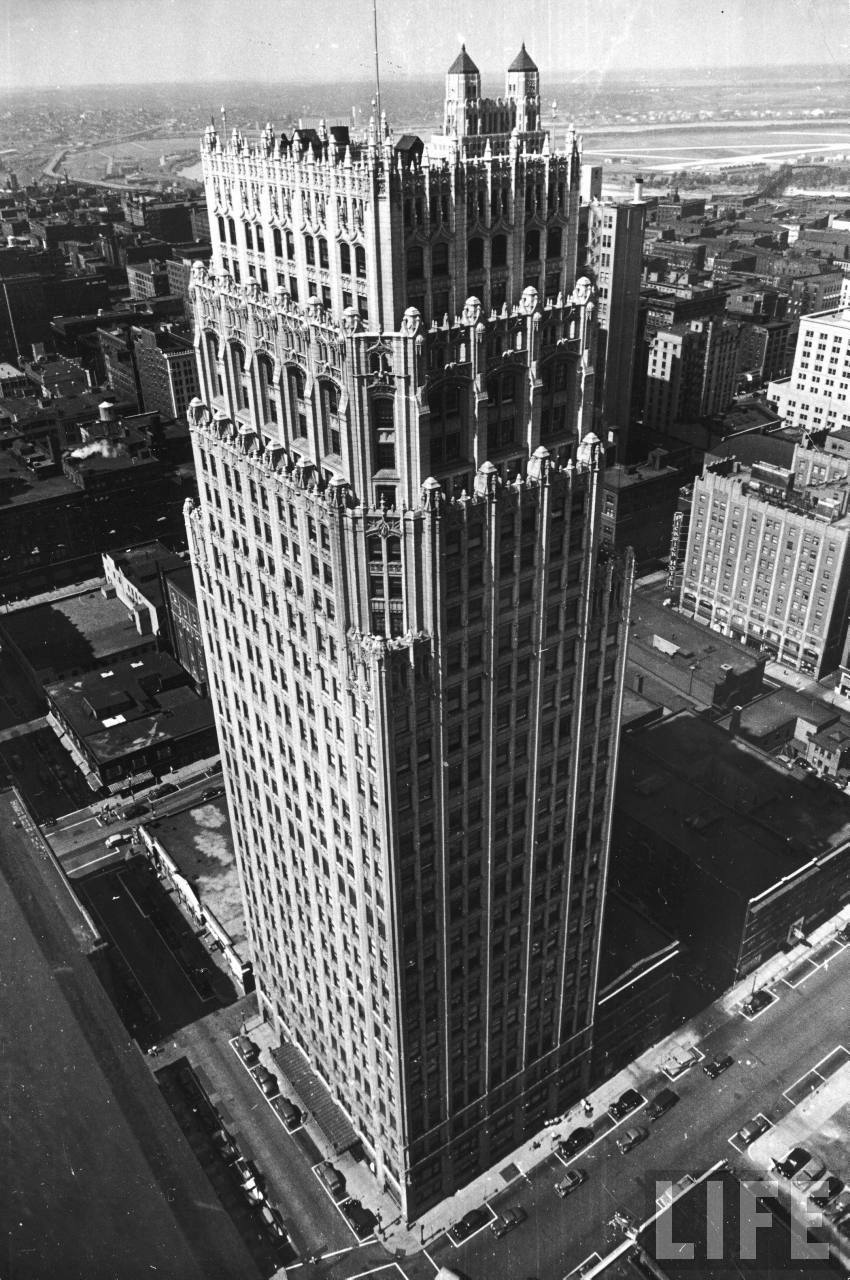 Old Photos: Kansas City 1936