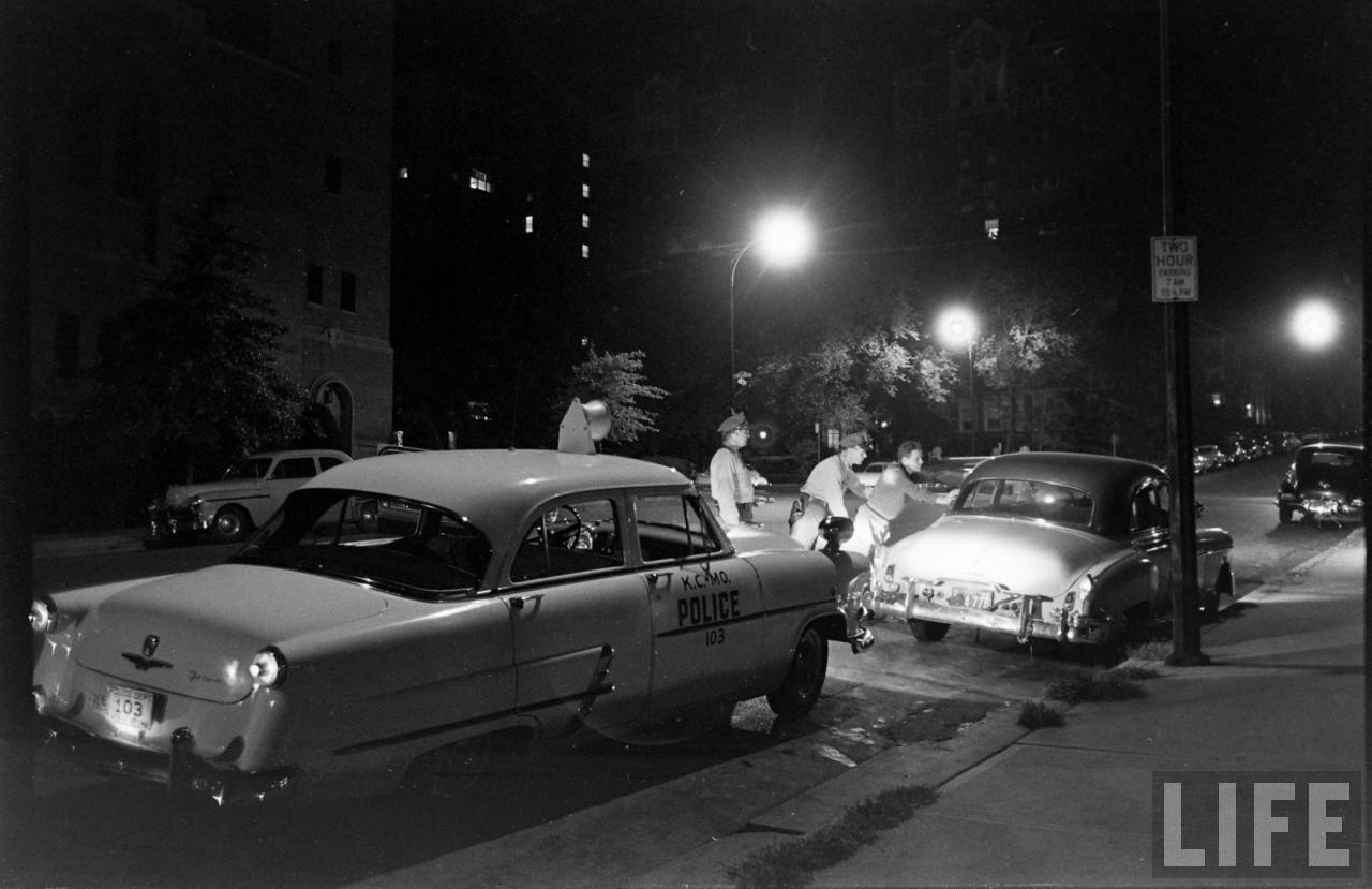 Old Photos: Kansas City Bombing