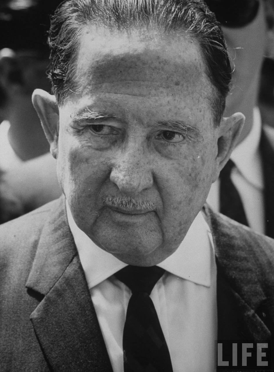 Miguel Ydigoras Fuentes (President 1958-1963)