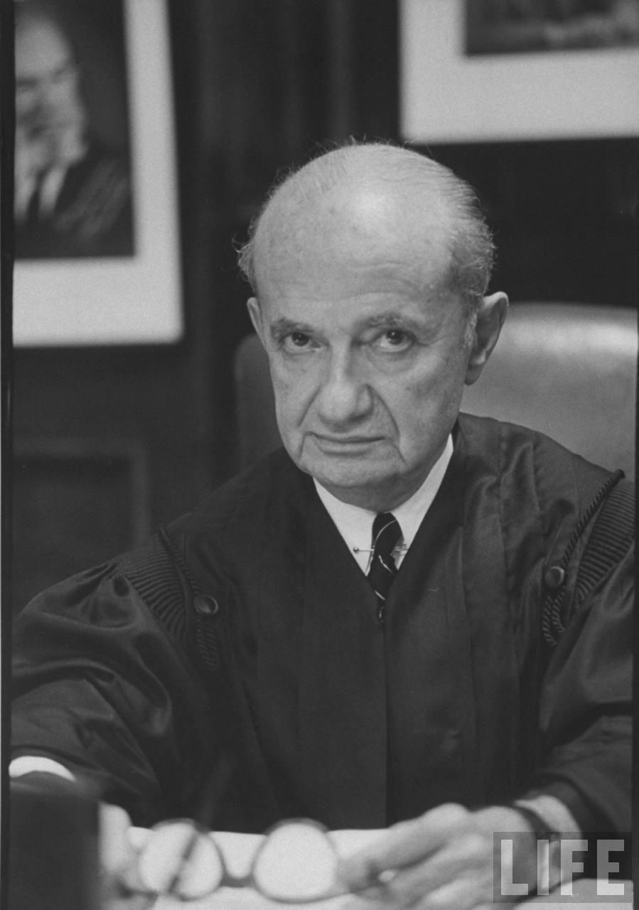 Judge Julius Hoffman