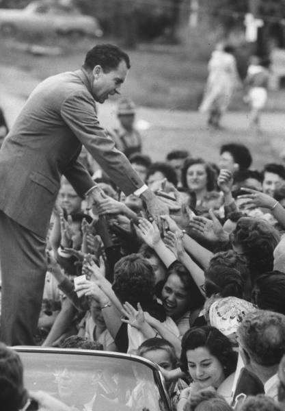 Richard Nixon. dans approfondir