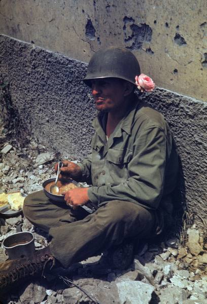 [Campagne d'Italie] Mai 44 , 88 Infantry division aux alentours de Rome  51824d74ebc588d0_landing