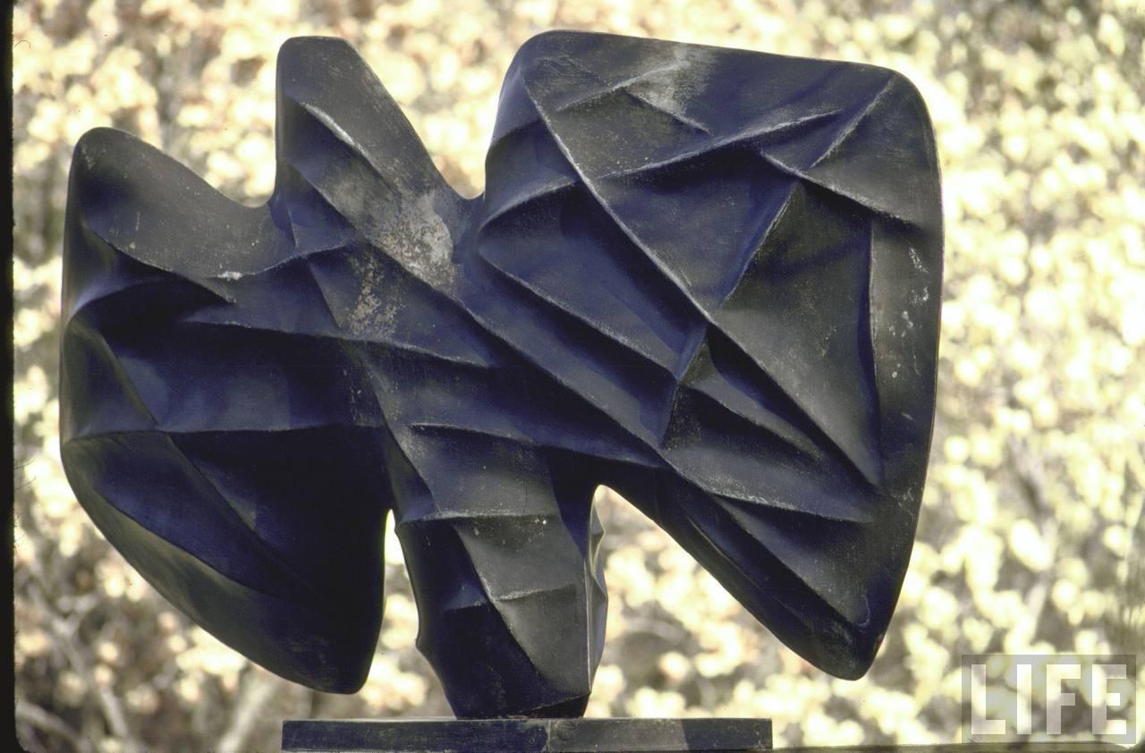 埃提内 海杜Etienne Hajdu(罗马尼亚1907-1996)雕塑作品集1 - 刘懿工作室 - 刘懿工作室 YI LIU STUDIO