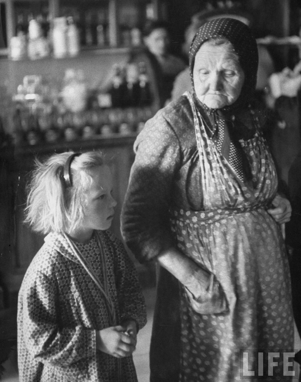 Old Photos: Women of the USSR