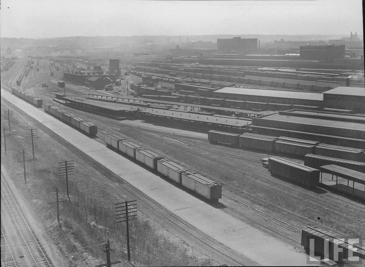 Old Photos: More From 1938 Kansas City