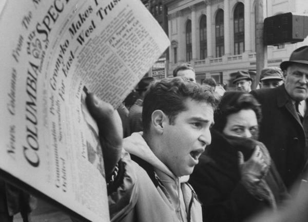 distributions des journaux - la presse
