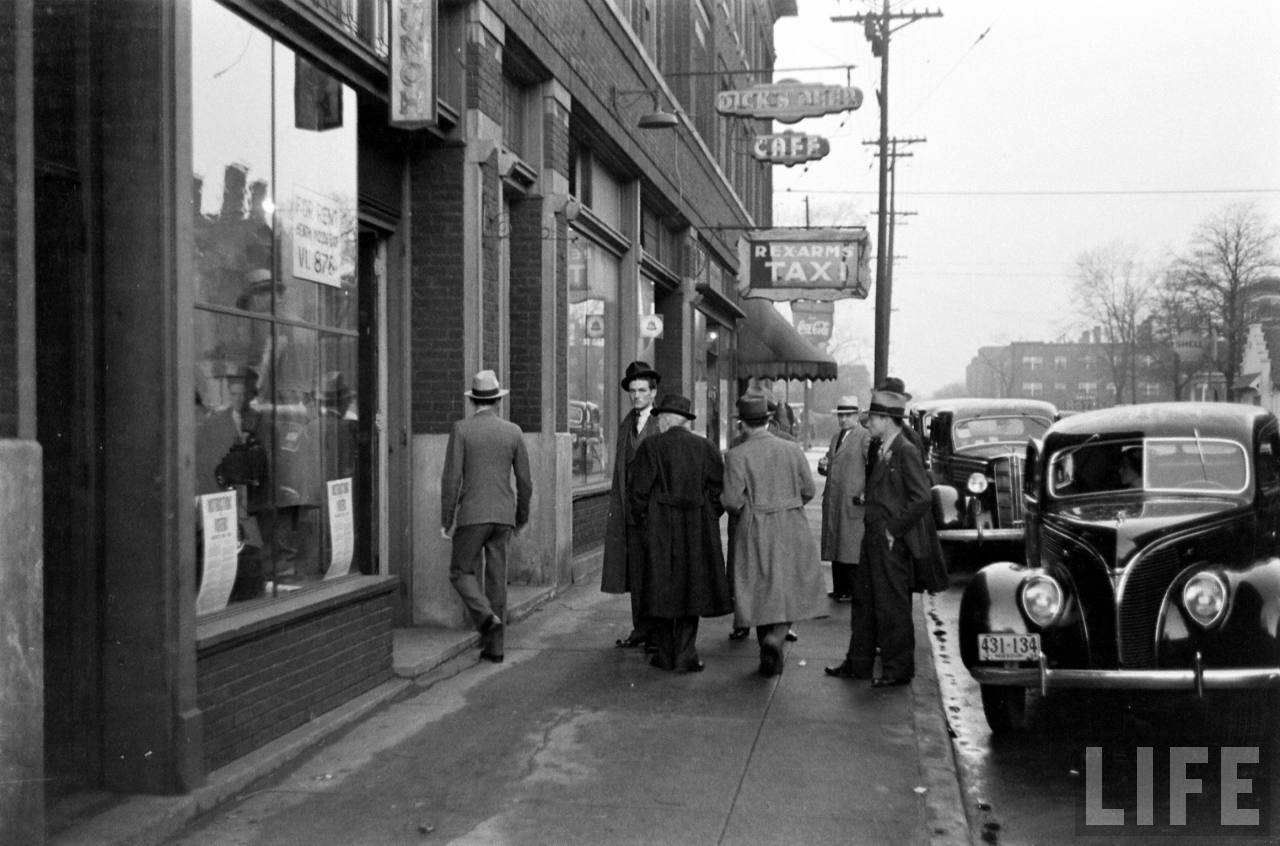Old Photos: Even More of 1938 Kansas City