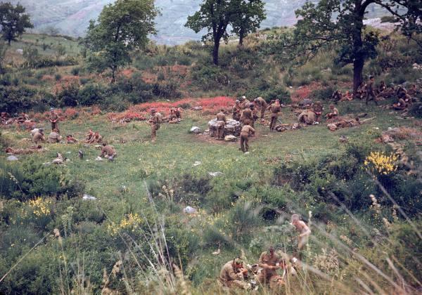 [Campagne d'Italie] Mai 44 , 88 Infantry division aux alentours de Rome  90d22e51a8017c16_landing