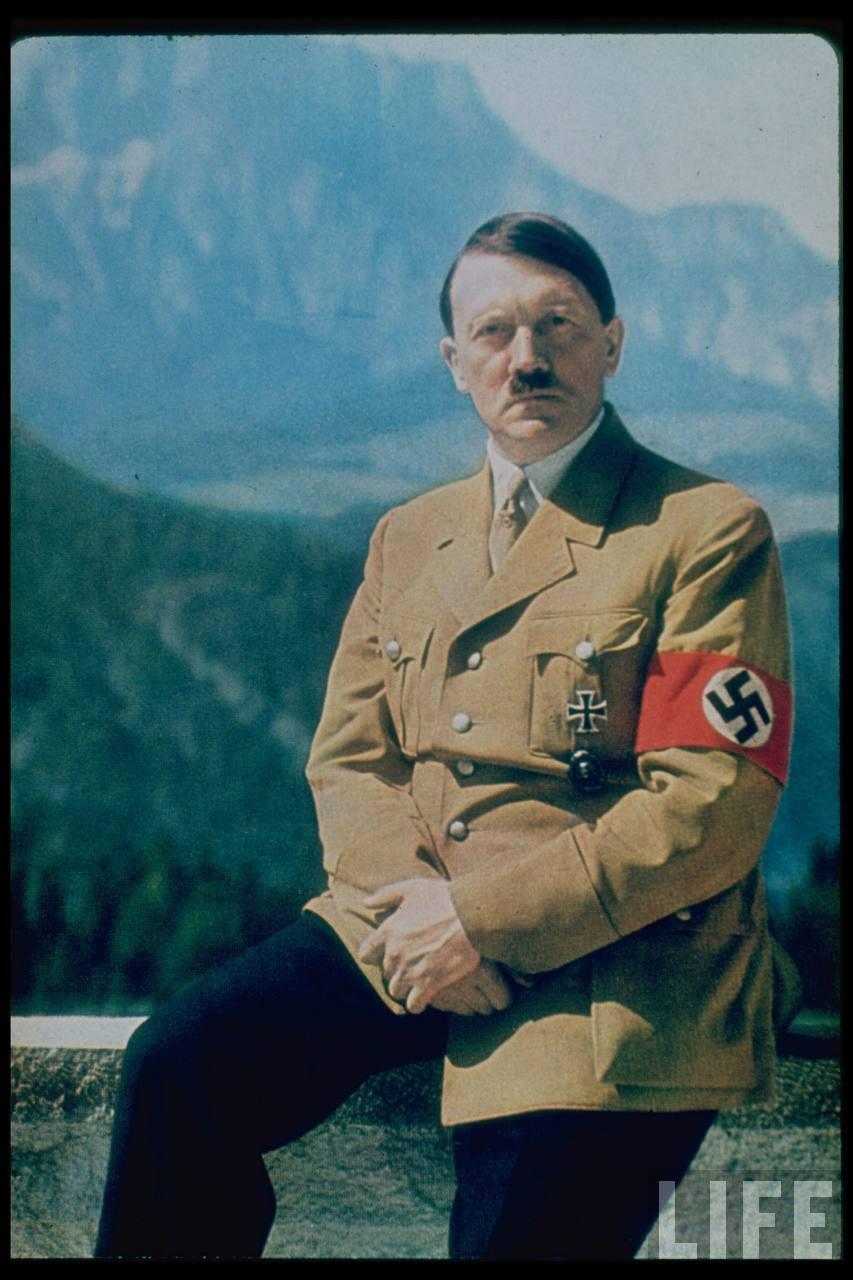 Old Photos: Hitler