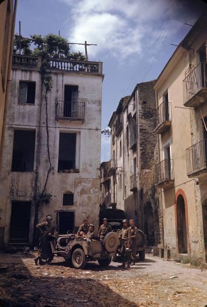 [Campagne d'Italie] Mai 44 , 88 Infantry division aux alentours de Rome  B798add3b192b04d_landing