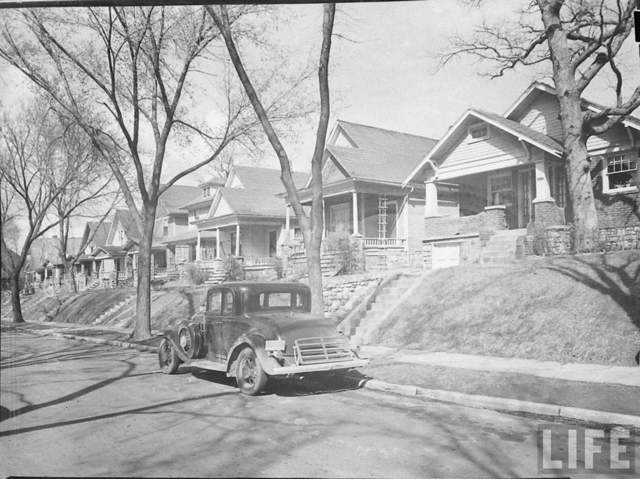 Old Photos: Still More Photos from 1938 Kansas City