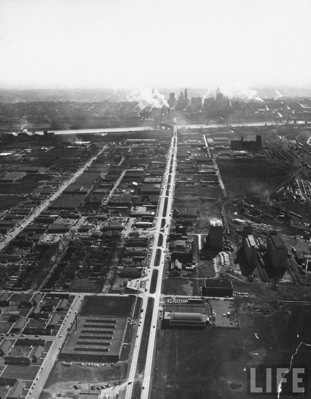 Old Photos: Kansas City 1954