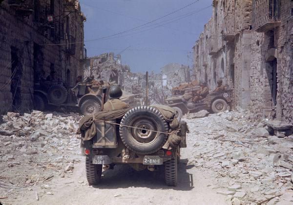 [Campagne d'Italie] Mai 44 , 88 Infantry division aux alentours de Rome  Cf3f94f226223ed3_landing