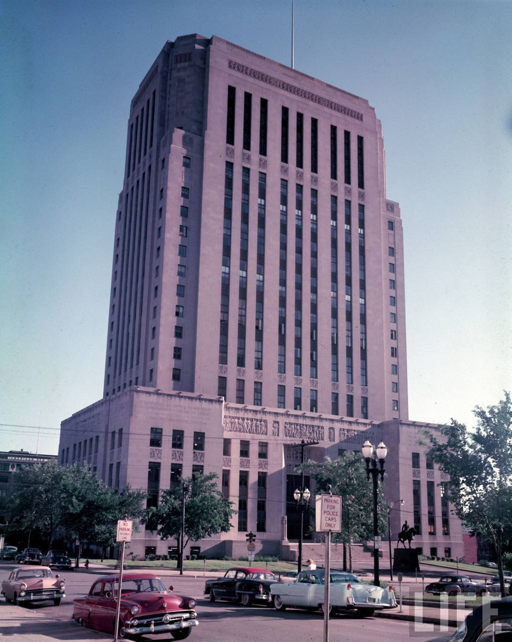 New Kansas City Courthouse