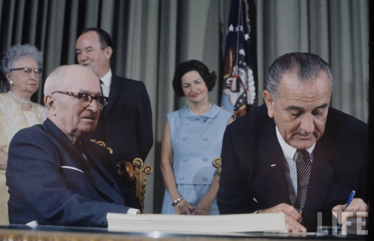 Johnson-Truman Medicare