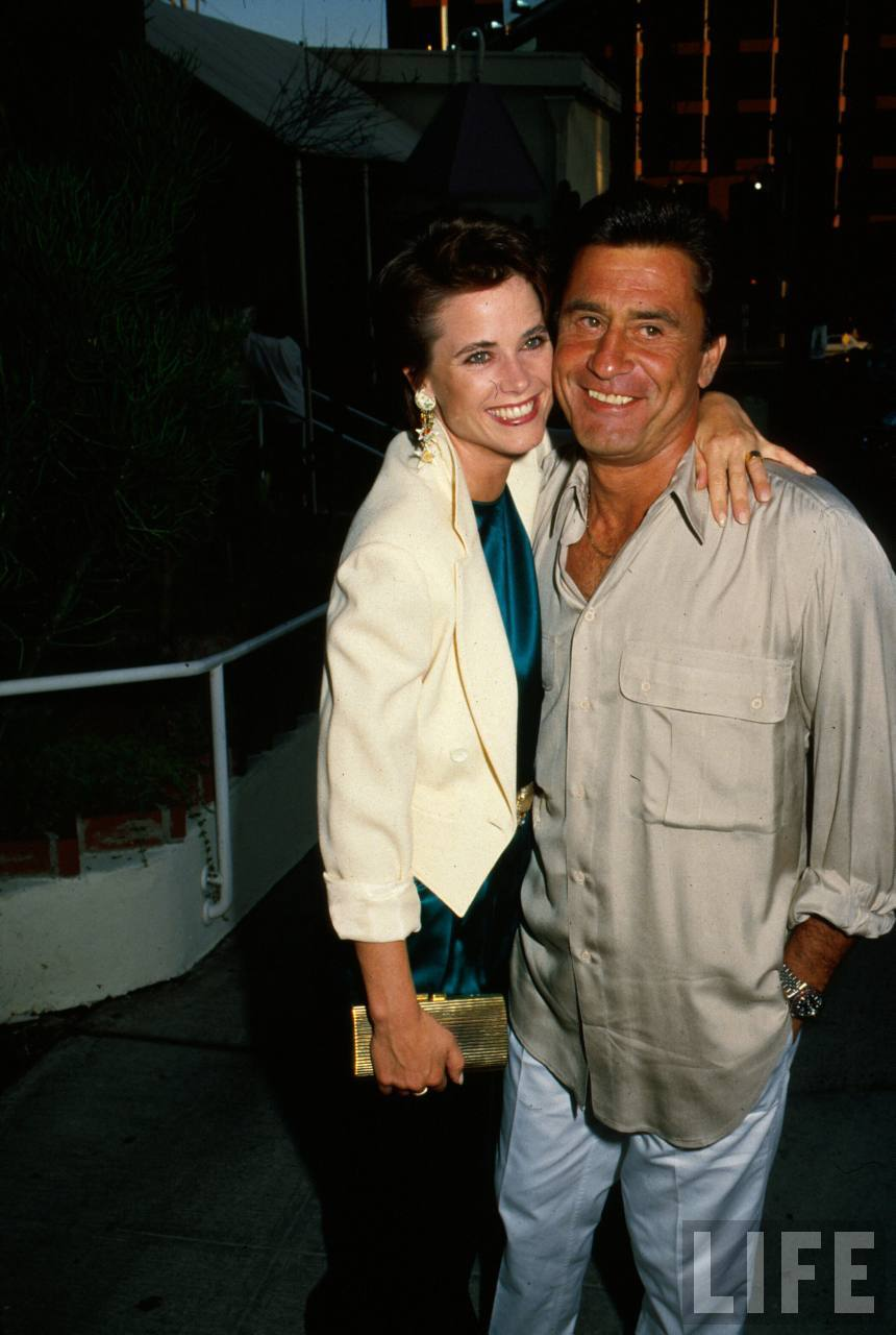 james farentino marries actress deborah mullowney