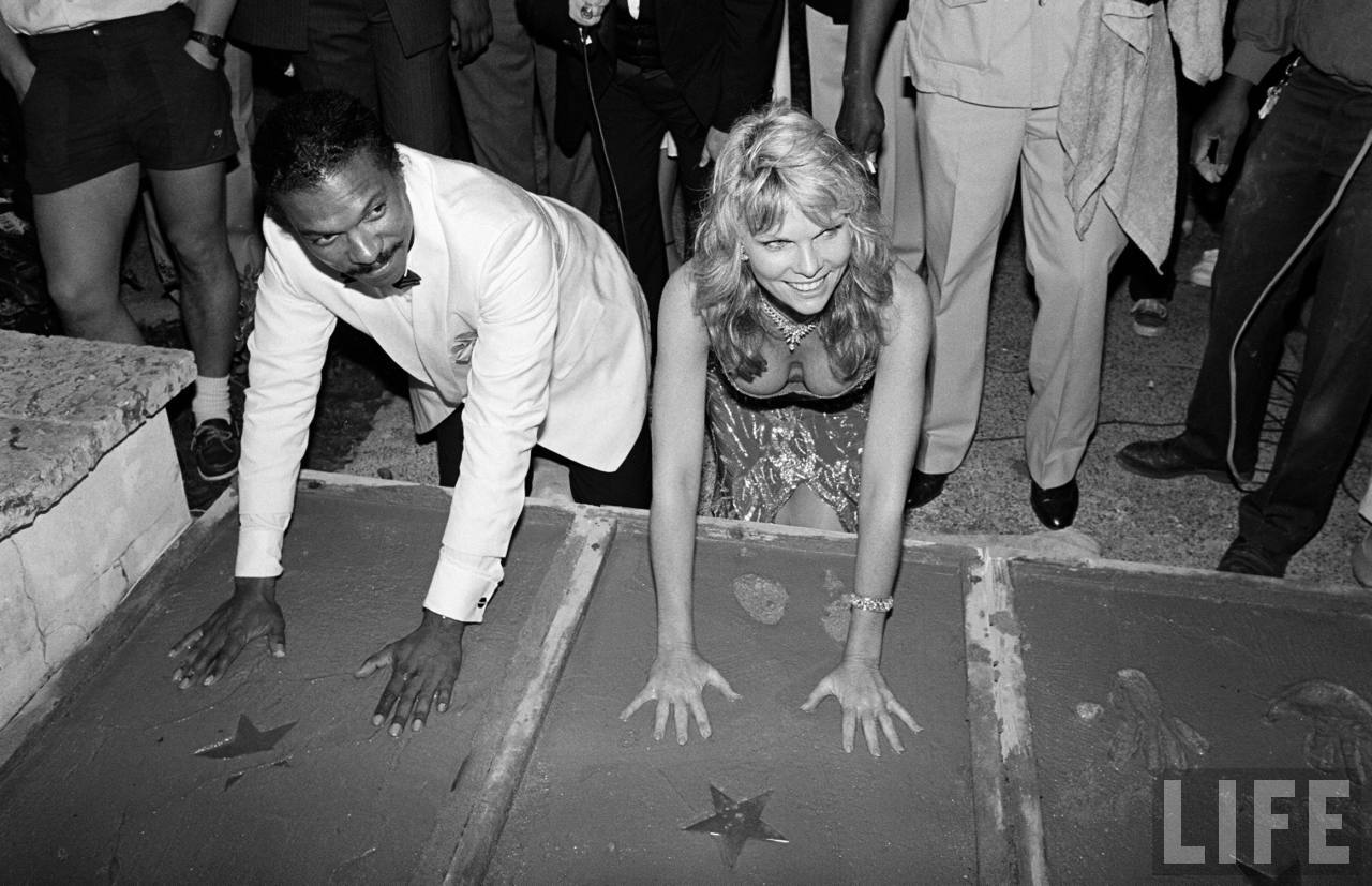 Billy Dee Williams and Cathy Lee Crosby Hosted by Back to image details