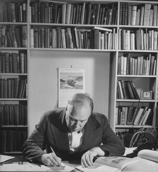 Olin Downes 1947