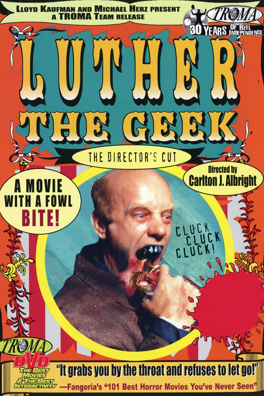 Luther the Geek wwwgstaticcomtvthumbdvdboxart108568p108568