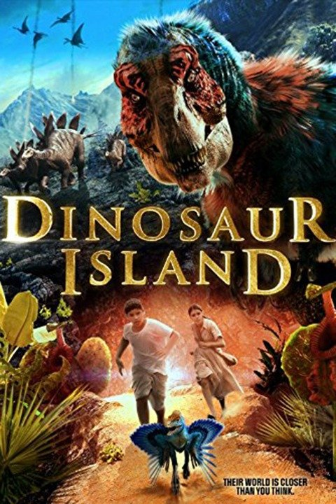 Dinosaur Island-Dinosaur Island