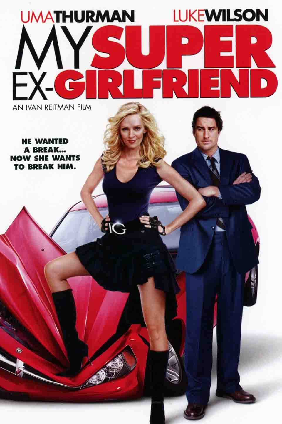My Super Ex Girlfriend 2006 BRRip XviD MP3