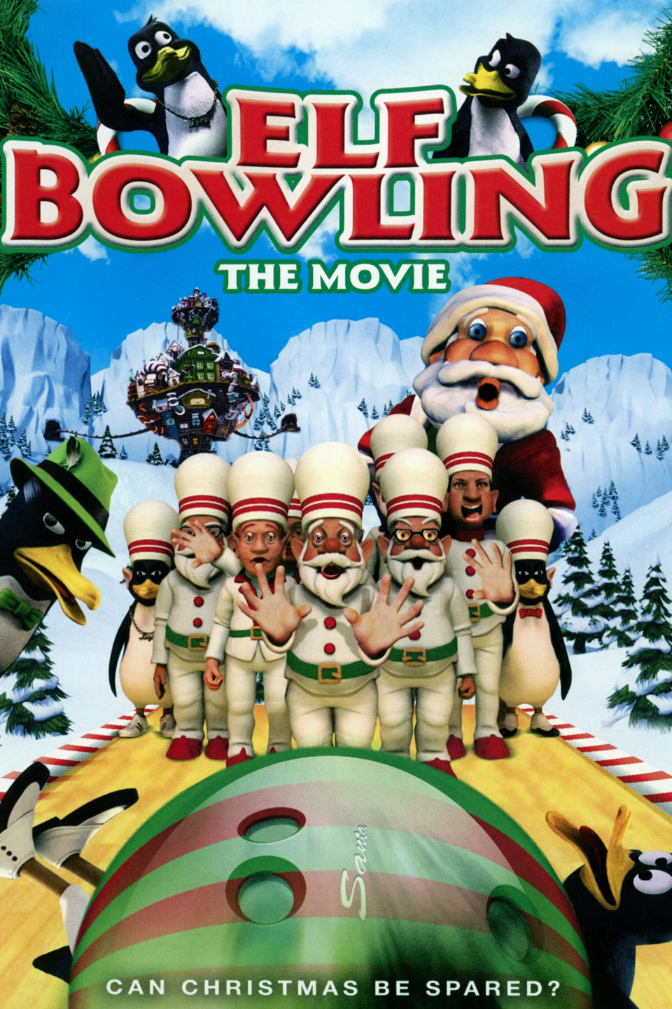 Cartoon Lampoon Podcast: Elf Bowling the Movie: The Great North Pole ...