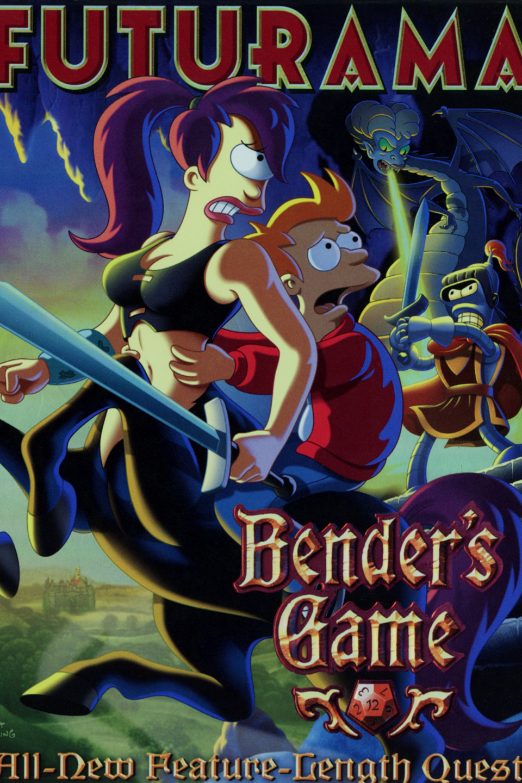 Futurama: Bender's Game-Futurama: Bender's Game