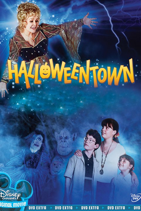 Halloweentown movie