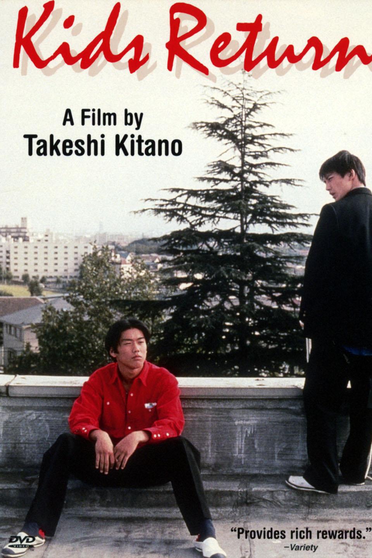 Kids Return [Kizzu ritân] (1996) Brrip 720p VOSE