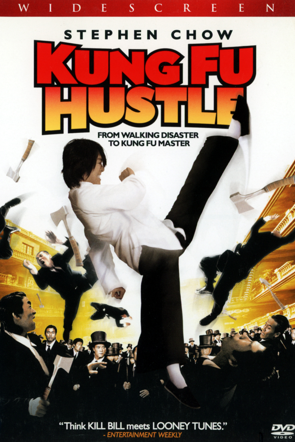 an analysis of stephen chows movie kung fu hustle Kung fu hustle, set in shanghai  actors: danny chan, yuen wah, yuen qiu, eva huang, stephen chow you can enjoy all functions of our site and watch movies best.