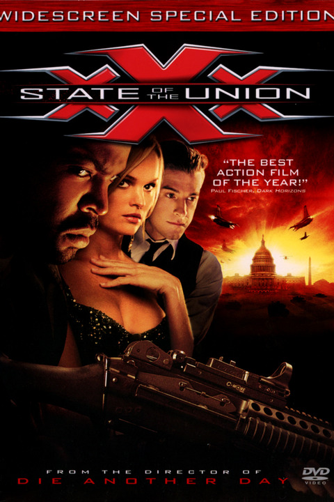 XXX State of the union (2005) Hindi D ed BRRip (x265_HEVC) (SSEC) 360 MB