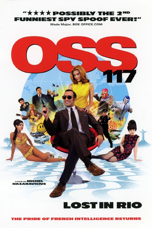 OSS 117: Lost in Rio-OSS 117: Rio ne répond plus