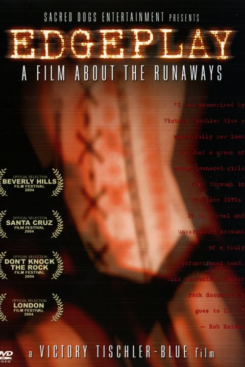 Edgeplay: A Film About the Runaways wwwgstaticcomtvthumbdvdboxart36281p36281d