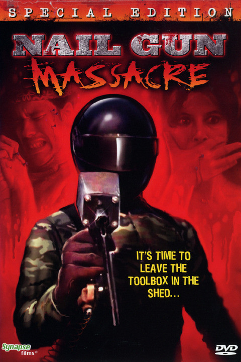 The Nail Gun Massacre (1985) 1080p BrRip x264 – YIFY1.24GB