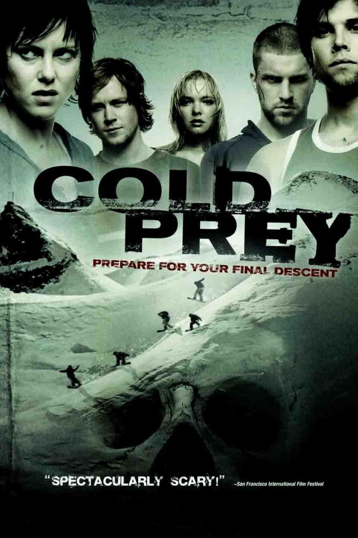 Cold Prey-Fritt vilt