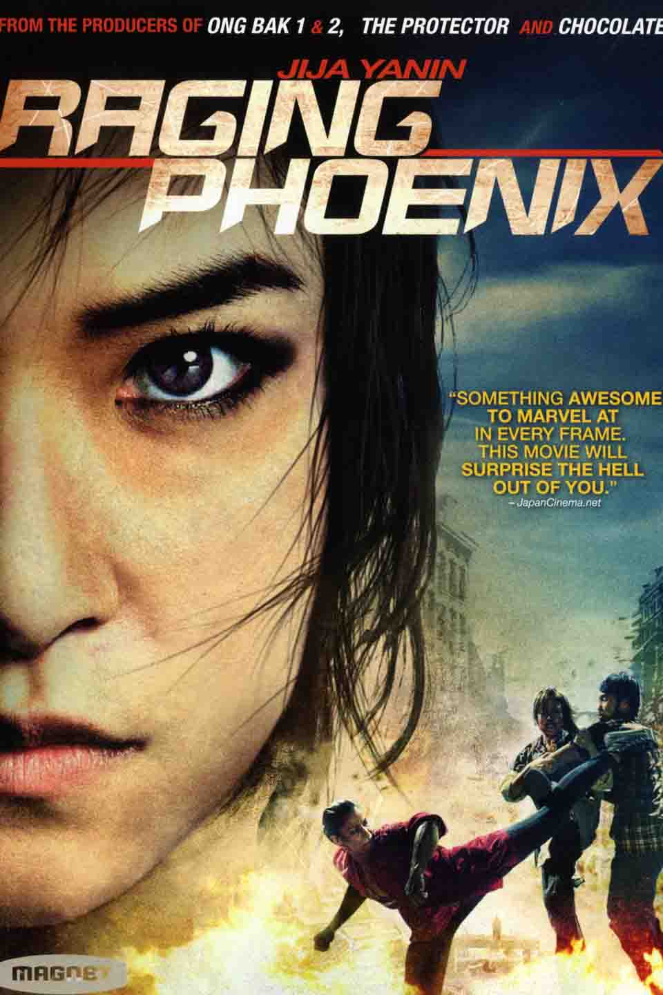 Raging Phoenix [2009] 720p Bluray x264 Dual Audio[Hindi 2 0][Thai 5 1] Hon3y ~ 1.50 GB