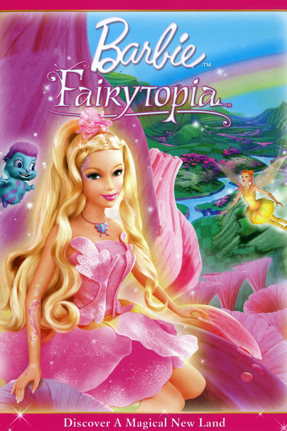 fairytopia barbie