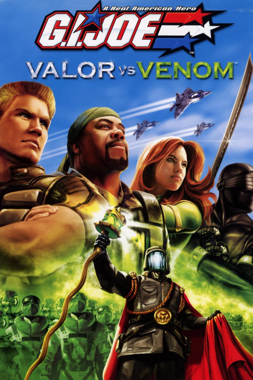 G.I. Joe: Valor vs. Venom wwwgstaticcomtvthumbdvdboxart8375424p837542