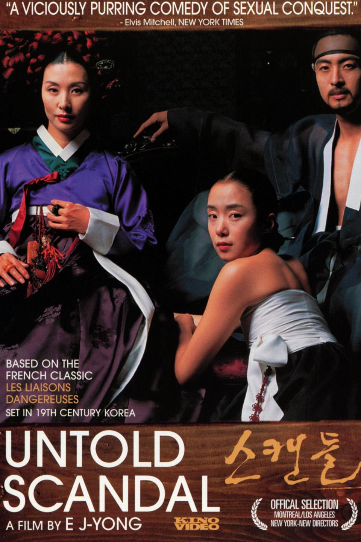[18+ Korean] Untold Scandal 2003 WEB-DL HD RIP [MP4]