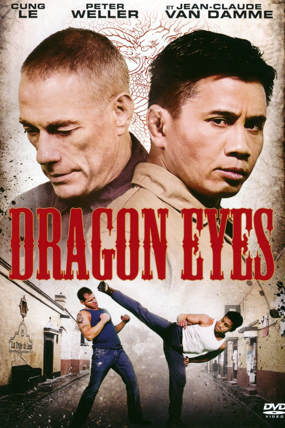 Dragon Eyes-Dragon Eyes
