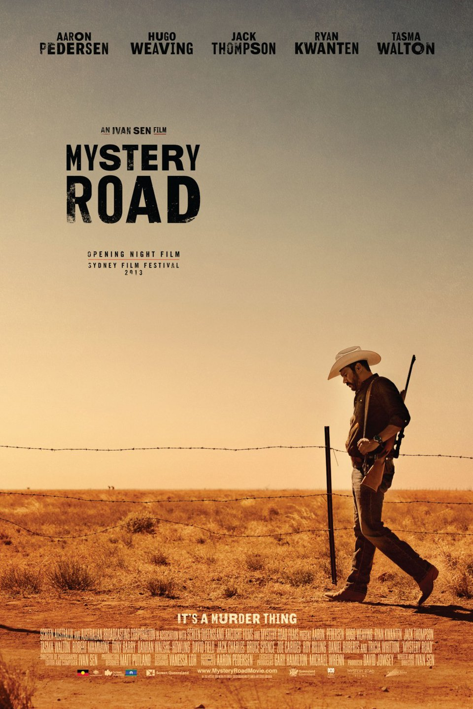 Mystery Road-Mystery Road