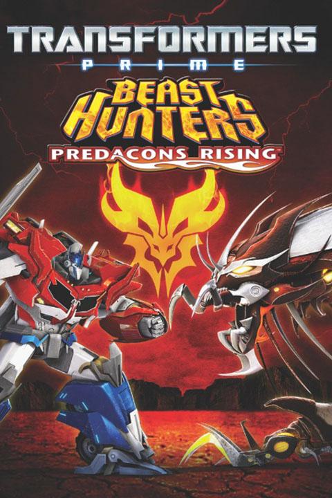 Transformers Prime Beast Hunters: Predacons Rising-Transformers Prime Beast Hunters: Predacons Rising