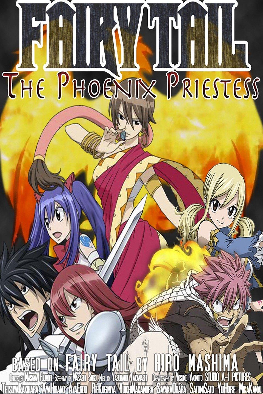 Fairy Tail: Priestess of the Phoenix-Gekijouban Fairy Tail: Houou no miko