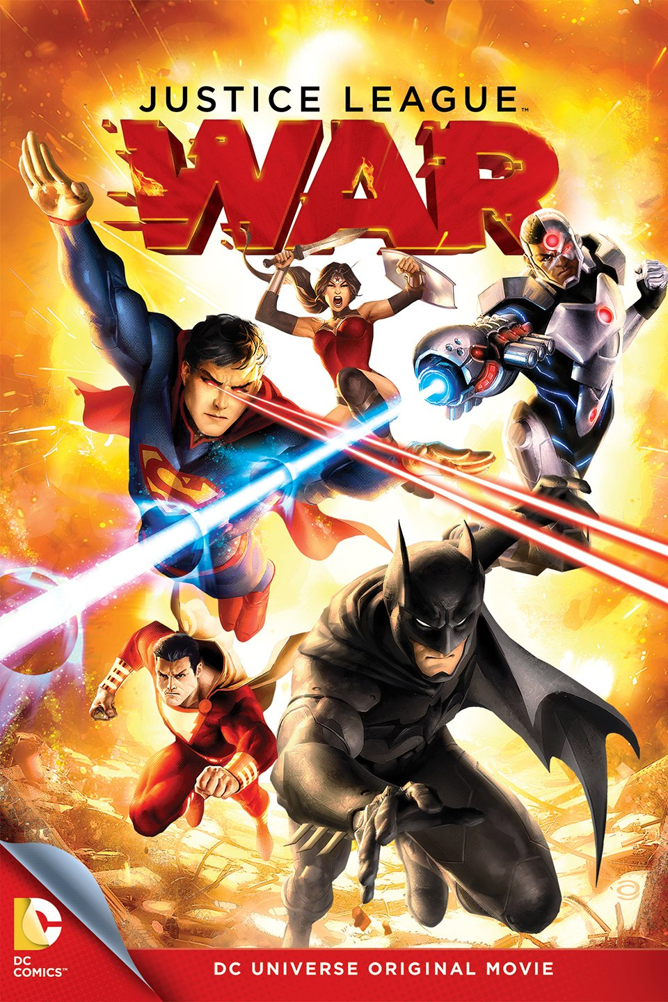 Justice League: War-Justice League: War